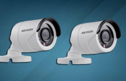 كاميرا مراقبة خارجية 1.3 ميجا بكسل