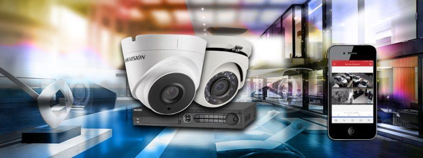 كاميرات مراقبة عن طريق الجوال