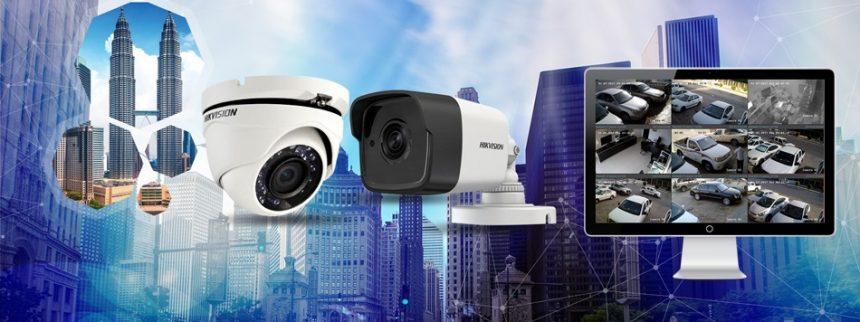كاميرات مراقبة عن طريق الكمبيوتر