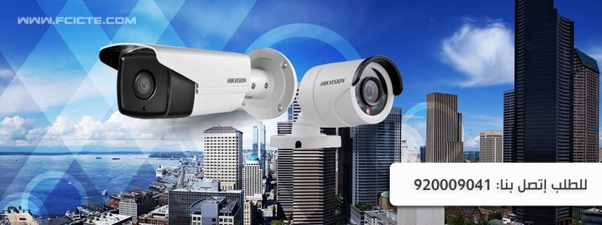 كاميرات خارجية شبكة IP